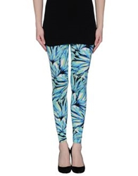 Only Leggings Turquoise
