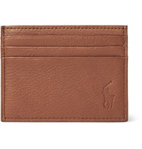 Polo Ralph Lauren Leather Cardholder Tan