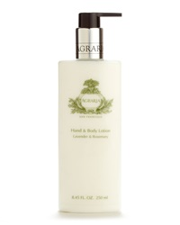 Agraria Lavender Rosemary Hand And Body Lotion