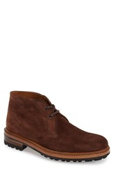 Men's Magnanni 'Buler' Chukka Boot Mid Brown
