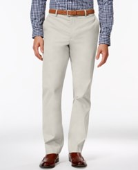 Tasso Elba Big And Tall Core Refined Chino Pants Only At Macy's