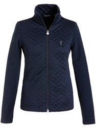 Golfino Fleece Jacket Navy