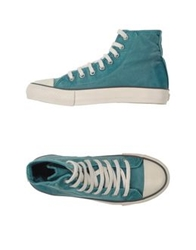 Scout High Tops And Trainers Emerald Green