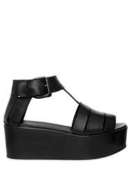 Marsell 60Mm Soft Leather Wedges