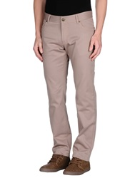Byblos Casual Pants Dove Grey