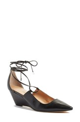 Sigerson Morrison Women's 'Wynne' Lace Up Pump