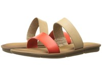 Skechers Cali Indulge 2 Horizons Natural Coral Women's Sandals Multi