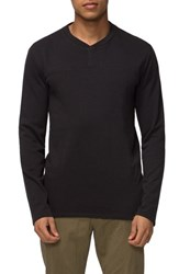 Tavik Men's 'Bradford' Fleece Henley