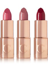 Charlotte Tilbury Matte Revolution Mini Lipstick Charms Red