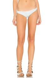 Rvca Harmonic Stripe Cheeky Bottom Mint