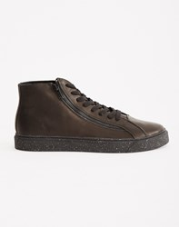 Religion High Maiden Speckle Sole Mid Sneaker Black