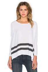 Charli Corra Sweater White