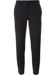 Nao21 Classic Tailored Trousers Black