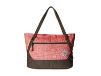 Ogio Kula Tote Peach Tote Handbags Orange