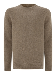 Army And Navy Rupert Crew Neck Bark