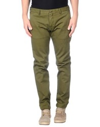 Eredi Ridelli Casual Pants Military Green