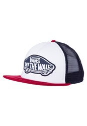Vans Beach Girl Cap Chili Pepper Red