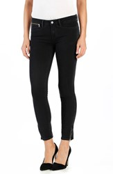 Paige Women's Transcend Shay Ultra Skinny Zip Ankle Jeans
