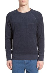Outerknown Men's 'Lowtide' Raglan Sleeve Terry Pullover