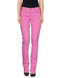 Ralph Lauren Black Label Denim Pants Light Purple