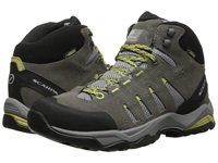 Scarpa Moraine Mid Gtx Dark Grey Celery Women's Shoes Gray
