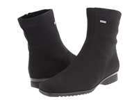 Ara Page Black Fabric Women's Waterproof Boots