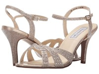 Touch Ups Dulce Champagne Shimmer Women's Shoes Beige
