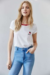Truly Madly Deeply Fresh Tee Ivory