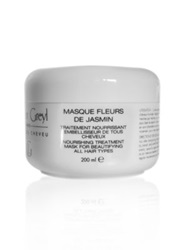 Leonor Greyl Masque Fleurs De Jasmin Conditioning Mask For All Hair Types 7 Oz. No Color