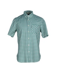 Element Shirts Light Green