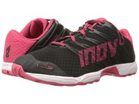 Inov 8 F Lite 240 Black Pink White Women's Running Shoes