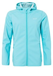 Jack Wolfskin Northern Point Soft Shell Jacket Icy Water Light Blue