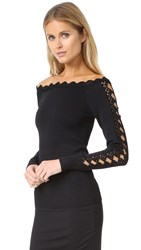 Alice Mccall City Sounds Top Black