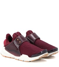 Nike Sock Dart Fabric Sneakers Purple