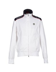 North Sails Coats And Jackets Jackets Men White