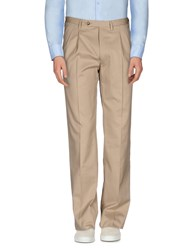 Rota Trousers Casual Trousers Men Sand
