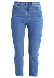 New Look Mermaid Relaxed Fit Jeans Blue