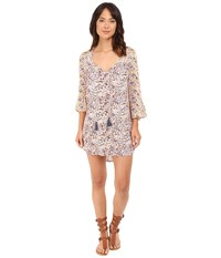Billabong Take Me Away Dress Buttercup Women's Dress Beige