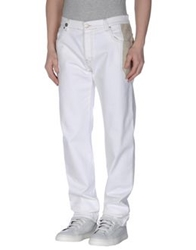 Nicwave Denim Pants White
