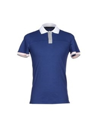 Magliaro Polo Shirts Blue