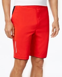Tommy Hilfiger Men's Johnny Active Shorts Racing Red