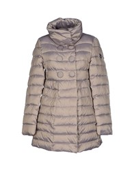Maison Espin Coats And Jackets Down Jackets Women Grey