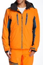 Obermeyer Ultimate Jacket Orange
