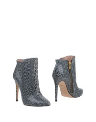 Supertrash Footwear Ankle Boots Women Steel Grey