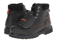 Harley Davidson Jake Black Men's Work Lace Up Boots
