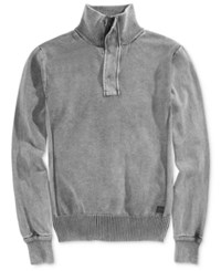 Buffalo David Bitton Men's Walmock Sweater Tar
