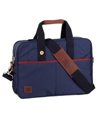 Faguo Blue Fratelli Laptop Nylon Bag