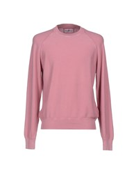 Della Ciana Knitwear Jumpers Men Pastel Pink