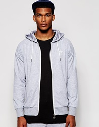 Creative Recreation Zip Up Hoodie Greymarl