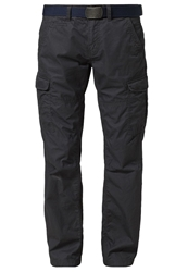 S.Oliver Cargo Trousers Dark Metal Dark Gray